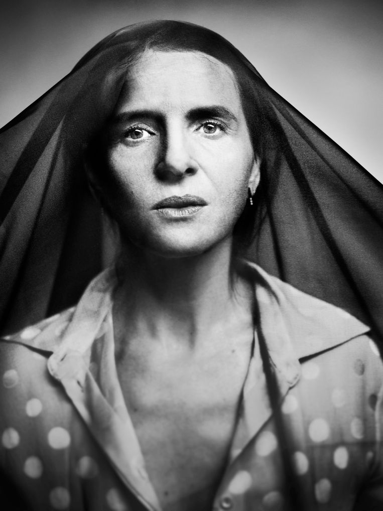 Juliette Binoche by Stephan Vanfleteren