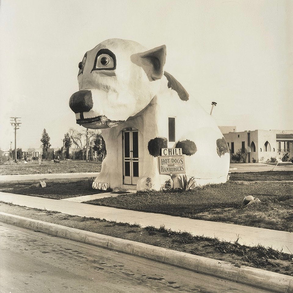 Pup Café, California, 1934.
